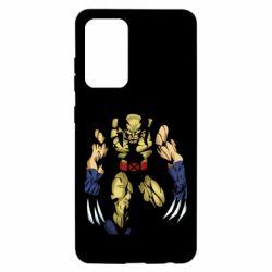Чохол для Samsung A52 5G Wolverine comics