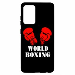 Чохол для Samsung A52 5G World Boxing