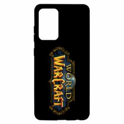 Чохол для Samsung A52 5G World of Warcraft game