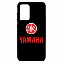 Чохол для Samsung A52 5G Yamaha Logo(R+W)