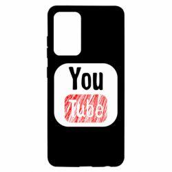 Чохол для Samsung A52 5G YouTube