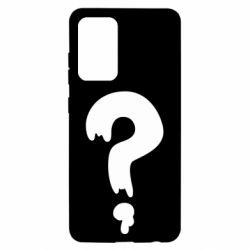 Чехол для Samsung A52 5G Знак Вопроса