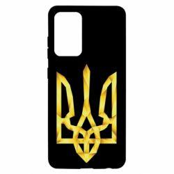 Чехол для Samsung A52 5G Золотий герб