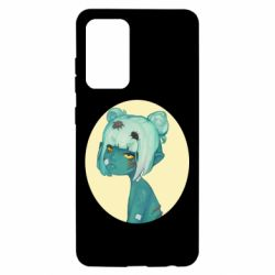 Чохол для Samsung A52 5G Zombie girl with beetles