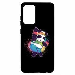 Чохол для Samsung A52 5G Zumba Panda