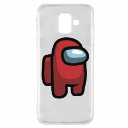 Чохол для Samsung A6 2018 Astronaut Among Us