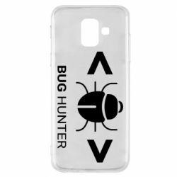 Чохол для Samsung A6 2018 Bug Hunter