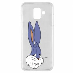 Чохол для Samsung A6 2018 Bugs Bunny Meme Face