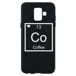 Чохол для Samsung A6 2018 Co coffee