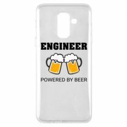 Чохол для Samsung A6+ 2018 Engineer Powered By Beer