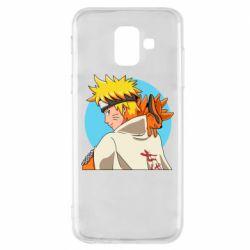 Чохол для Samsung A6 2018 Naruto Uzumaki Hokage