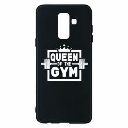 Чохол для Samsung A6+ 2018 Queen Of The Gym