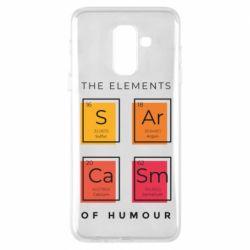 Чохол для Samsung A6+ 2018 Sarcasm