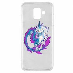 Чохол для Samsung A6 2018 Sisu Dragon Art