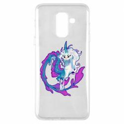Чохол для Samsung A6+ 2018 Sisu Dragon Art