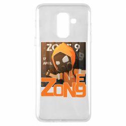 Чохол для Samsung A6+ 2018 Standoff Zone 9