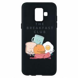 Чохол для Samsung A6 2018 The breakfast club