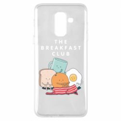 Чохол для Samsung A6+ 2018 The breakfast club