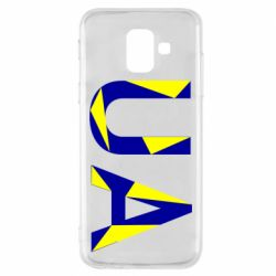 Чехол для Samsung A6 2018 UA Ukraine