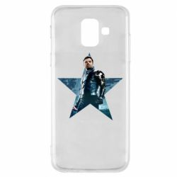 Чохол для Samsung A6 2018 Winter Soldier Star