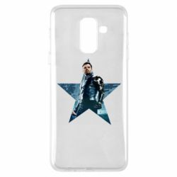 Чохол для Samsung A6+ 2018 Winter Soldier Star