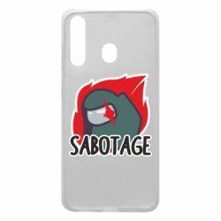 Чохол для Samsung A60 Among Us Sabotage