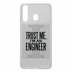 Чохол для Samsung A60 Довірся мені я інженер