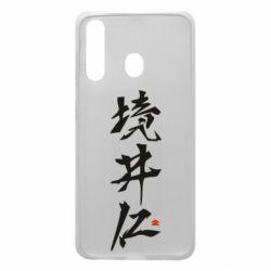 Чохол для Samsung A60 Ghost Of Tsushima Hieroglyphs