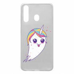 Чохол для Samsung A60 Ghost Unicorn