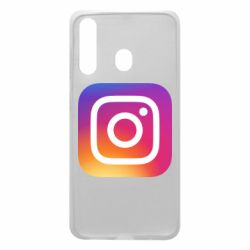 Чохол для Samsung A60 Instagram Logo Gradient