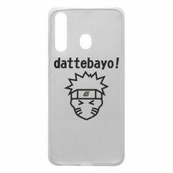 Чохол для Samsung A60 Naruto dattebayo!