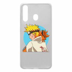 Чохол для Samsung A60 Naruto Uzumaki Hokage