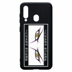 Чохол для Samsung A60 Orochimaru's eyes