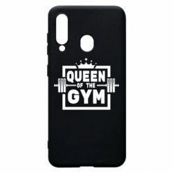 Чохол для Samsung A60 Queen Of The Gym