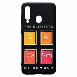 Чохол для Samsung A60 Sarcasm