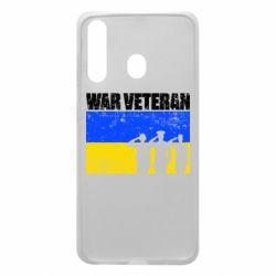 Чохол для Samsung A60 War veteran
