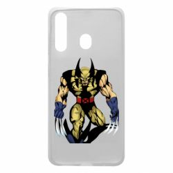 Чохол для Samsung A60 Wolverine comics
