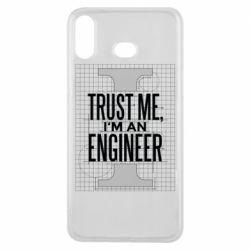 Чохол для Samsung A6s Довірся мені я інженер