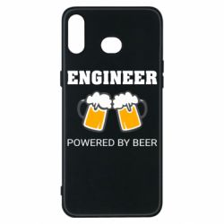 Чохол для Samsung A6s Engineer Powered By Beer