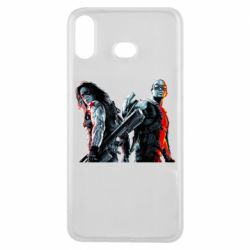 Чохол для Samsung A6s Falcon and Winter Soldier