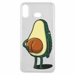 Чохол для Samsung A6s Funny avocado
