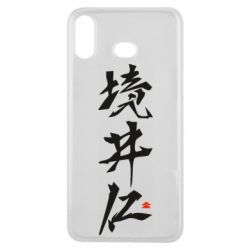 Чохол для Samsung A6s Ghost Of Tsushima Hieroglyphs