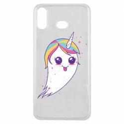Чохол для Samsung A6s Ghost Unicorn