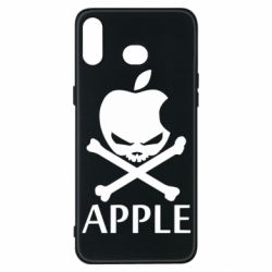 Чехол для Samsung A6s Pirate Apple
