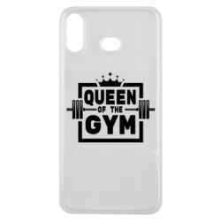 Чохол для Samsung A6s Queen Of The Gym