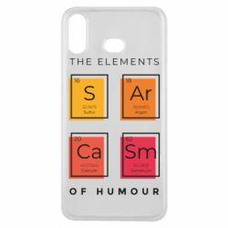 Чохол для Samsung A6s Sarcasm