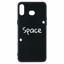 Чохол для Samsung A6s Space: Letters and Stars Print