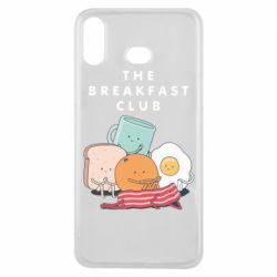 Чохол для Samsung A6s The breakfast club