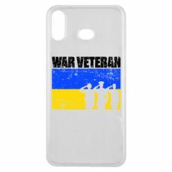 Чохол для Samsung A6s War veteran
