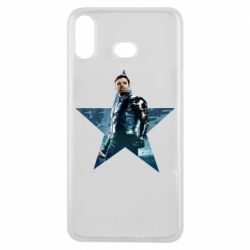 Чохол для Samsung A6s Winter Soldier Star